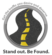 Get the traffic you desire and deserve. Stand out. Be found.